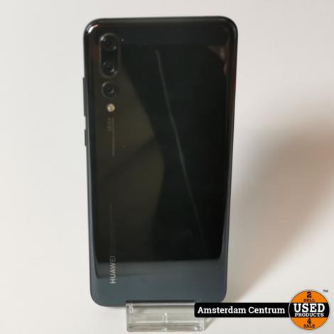 Huawei P20 Pro 128GB (6GB) Zwart/Black   Nette staat