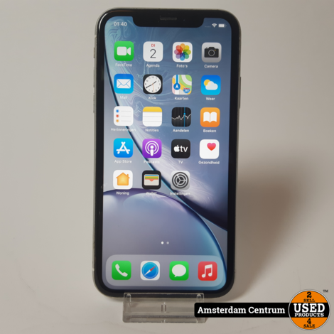 DAGDEAL! iPhone Xr 64GB White/Wit | Incl. garantie