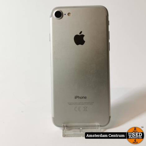 iPhone 7 32GB Silver   Incl. garantie