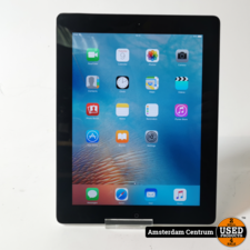 Apple iPad 3 32GB WiFi Space Gray | Incl. lader en garantie