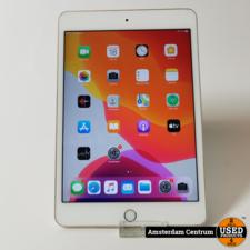 Apple iPad Mini 4 32GB WiFi Goud/Gold | Incl. garantie