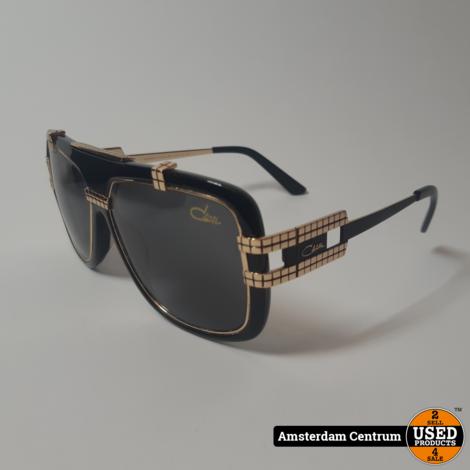 Cazal Mod. 661/3 Col. 001 Zwart | Incl. koker