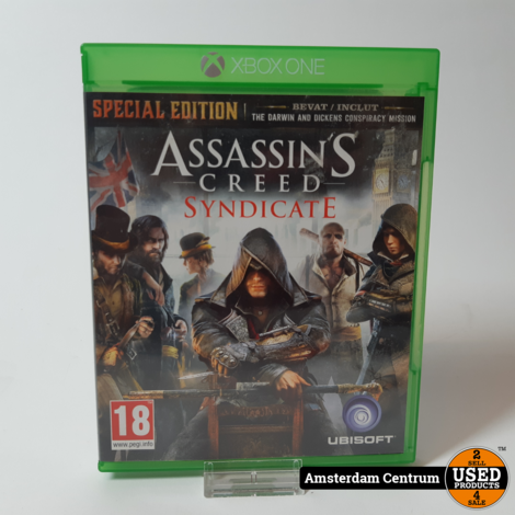 Xbox One Game: Assassins Creed Syndicate