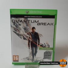 Xbox One Game: Quantum Break