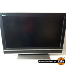 SONY KDL-32T3000 LCD TV | Incl. AB