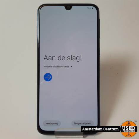 Samsung Galaxy A40 64GB Blauw | Nette staat