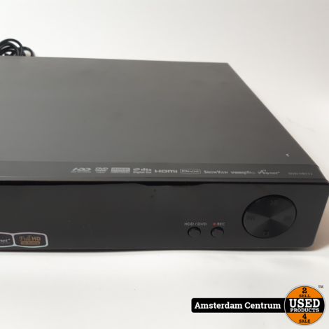 Samsung DVD-HR773 DVD Recorder | Incl. AB en garantie
