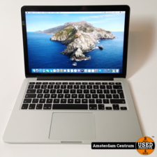 Apple Macbook Pro 2013 13-Inch i5 8GB 256GB SSD | Incl. garantie