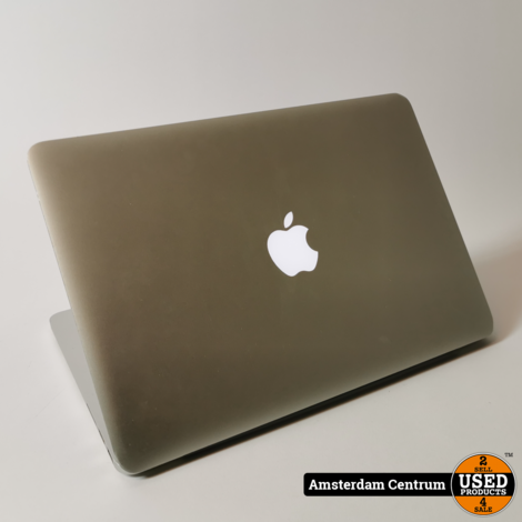 Macbook Pro 2013 13-Inch i5 8GB 256GB SSD | Incl. garantie