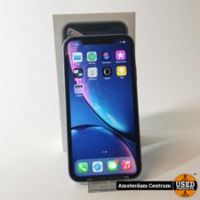 Apple iPhone Xr 256GB Coral Blue | Incl. garantie