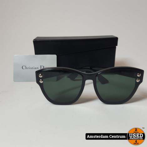 Dior DIORADDICT3 Sunglasses Zwart/Black | In koker
