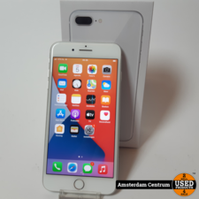 iPhone 8 Plus 256GB Silver | Incl. garantie