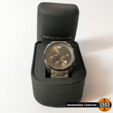 Armani Armani AR5950 Herenhorloge Grijs | Incl. doos en garantie