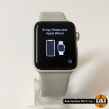 Apple Apple Watch Series 2 42mm Gray | Incl. lader
