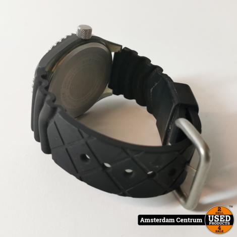 Superdry SYG165BA Herenhorloge Zwart/Black | incl. garantie