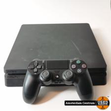 Playstation 4 Slim 500GB Zwart/Black | Incl. controller