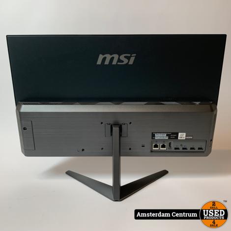 MSI Pro 24X 10M-043EU i5-10210U 8GB 256GB SSD +1TB HDD | ZGAN in doos