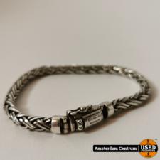 Buddha to Buddha Buddha To Buddha Katja Xs Armband Zilver | nette staat