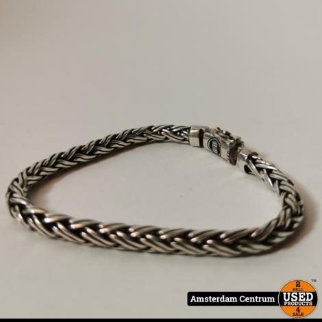 Buddha To Buddha Katja Xs Armband Zilver | nette staat