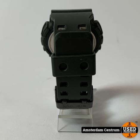 Casio G-Shock GD-100MS Groen Herenhorloge | Incl. garantie