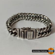 Buddha to Buddha Nathalie Xs Zilveren Armband 18,5cm | Incl. garantie