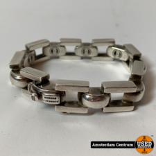 Buddha To Buddha Batul Zilveren Armband 19CM | Incl. garantie