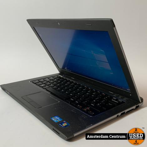 Dell Vostro 3360 i5-3317U 2GB RAM 320GB HDD | Incl. lader
