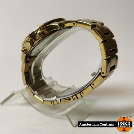 Guess W0623L3 Sunrise Horloge Goud | Incl. garantie
