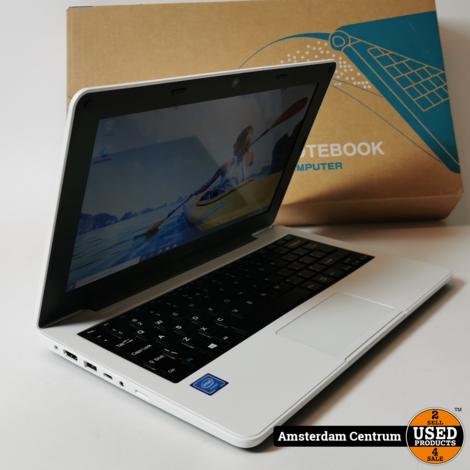 Medion E11201 4GB 64GB eMMC Laptop Wit/White | ZGAN in doos