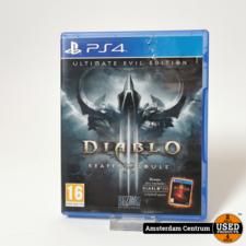 Playstation 4 Game: Diablo Reaper Of Souls