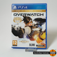 Playstation 4 Game: Overwatch