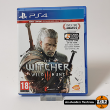 Playstation 4 Game: The Witcher 3 Wild Hunt