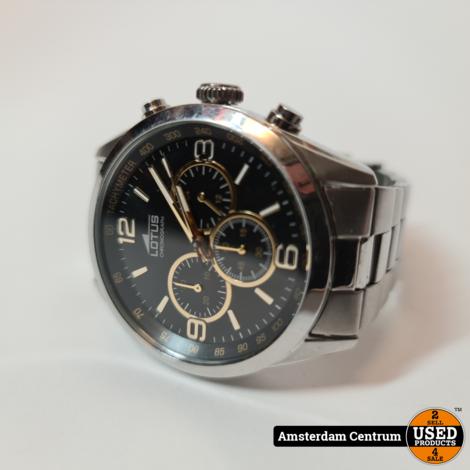 Lotus 18152 Quartz Horloge | In doos