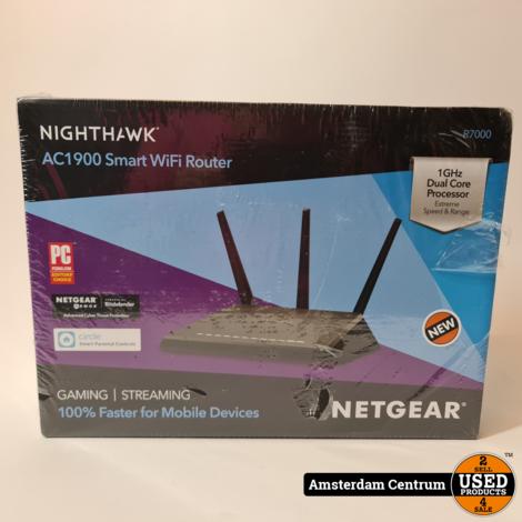 Netgear Nighthawk AC1900 R7000 Router   Nieuw in seal