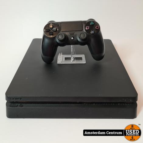 Playstation 4 Slim 1TB Zwart/Black | Nette staat