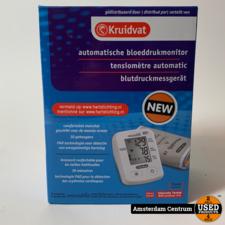 Kruidvat automatische bloeddrukmonitor | Nieuw in Doos