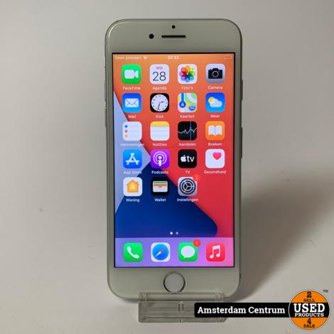 iPhone 7 32GB Silver | Incl. garantie