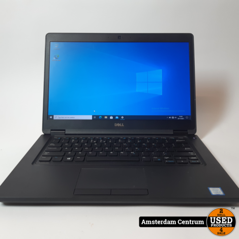 Dell Latitude 5480 i5-7200 8RAM 256GB SSD | In nette staat