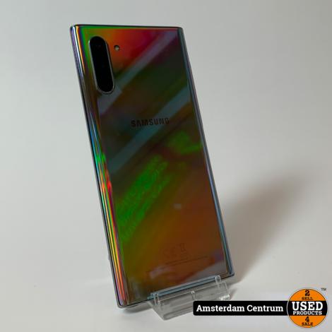 Samsung Galaxy Note 10 256GB Aura Glow | Nette staat