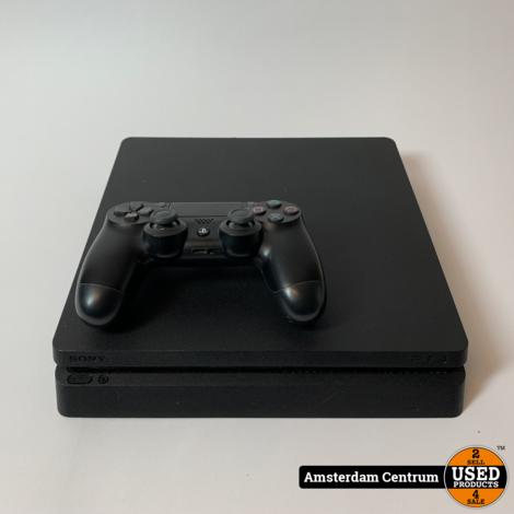 Playstation 4 Slim 1TB Zwart/Black | Incl. garantie