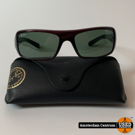 Ray-Ban RB4073 660 Zonnebril | In nette staat