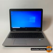 HP Probook 650 G2 i5-6200U 8GB RAM 128GB SSD | Incl. lader