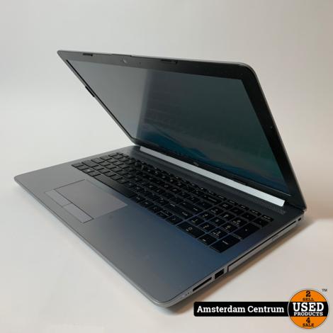 HP Notebook 255 G7 Laptop | 4GB RAM 256GB SSD | Incl. lader