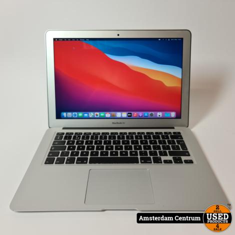 Macbook Air 2014 13-inch i5 8GB RAM 128GB SSD | In nette staat