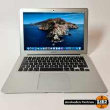 Macbook Air 2015 13-inch i5 4GB RAM 128GB SSD | In nette staat