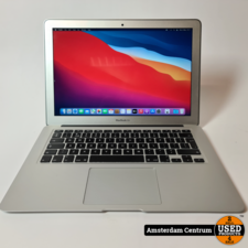Macbook Air 2015 13-inch i5 8GB RAM 128GB SSD   In nette staat