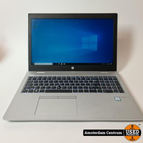 HP Probook 650 G4 i3-8130U 8GB RAM 128GB SSD | In nette staat