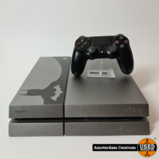 Playstation 4 500GB Batman Edition Gray | Incl. garantie
