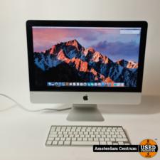 iMac 2011 21.5-inch i5 4GB RAM 500GB HDD | Incl. toestsenbord