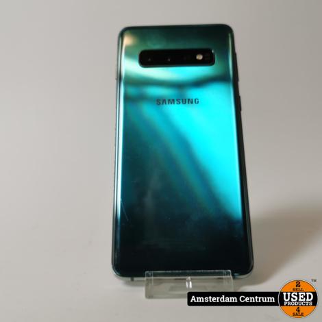 Samsung Galaxy S10 128GB Blauw | incl. garantie